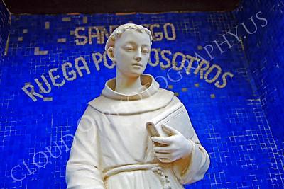 SMRSTY 00001 Jesuit priest at Mission San Diego by Peter J Mancus