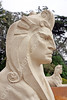 Sphinx Statuary Pictures : High resolution pictures for sale of sphinx statuary.
