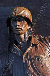 STY - World War II and Korean War era US Marine 00001 by Peter J Mancus