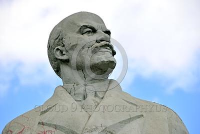 STY-VLenin 0008 Statue of Bolshevik leader Vladimir Lenin in Odessa, Ukraine, by Peter J  Mancus