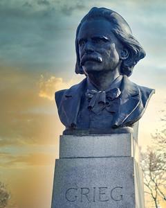 Edvard Grieg Memorial