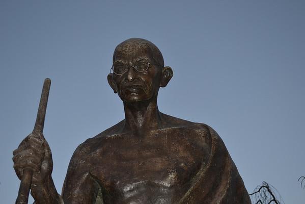 Mahatma Gandhi Statue - Washington DC