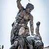 Statues of Hercules, Prague Castle Entrance