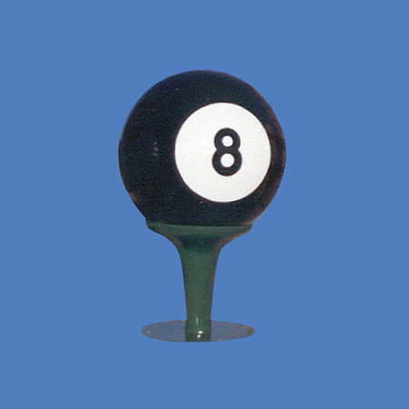 Eight Ball, 3'H  #6086
