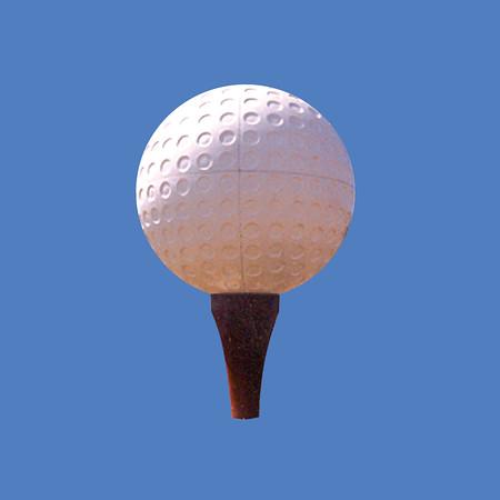 Golf Ball, 15'H  #6078