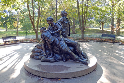 Vietnam Veterans Nurses Memorial