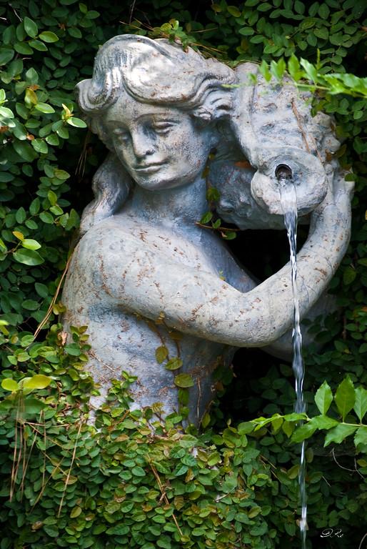 Hidden Statue