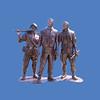 """Vietnam Soldiers, 6'8""""H  #8083"""