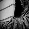 Statue of Il Commendatore from Mozart's Don Giovanni