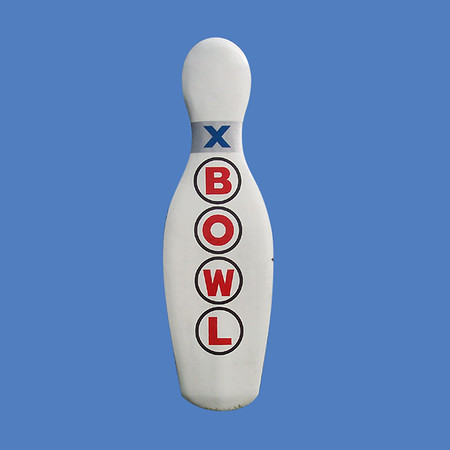 Bowling Pin Relief, 15'H  #6104