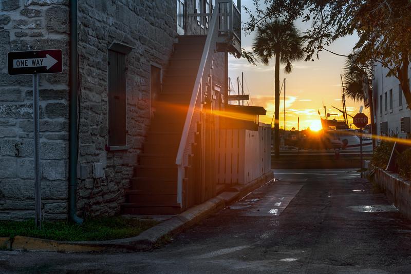 Sunburst Alley
