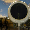 Jet-motor, Sola Airplane Museum.