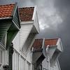 Old warehouses, Vågen, Stavanger