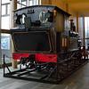 """""""Hugin"""",  steam locomotive, 1903, Stavanger Railwaystation."""