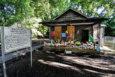 Birthplace of Aretha Franklin