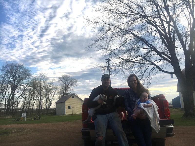 Konerza Family