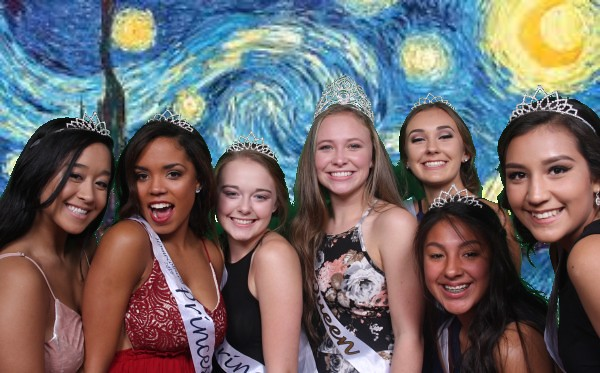 Stayton High School Homecoming Photo Booth