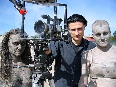 Carl with Breakbone DanceCo. in 2003.
