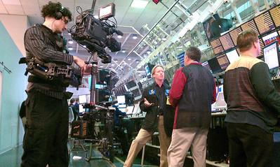 Corporate Video Shoot: Steadicam, Sony XDCAM 350