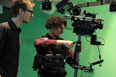 Green Screen shoot - November 13 and 14, 2010
