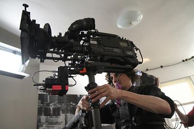 Short Film Shoot: Panasonic Varicam on Steadicam