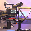 Promo shoot at Tribeca Flashpoint Media Arts : May 11, 2011.   Steadicam gig for Tribeca Flashpoint Media at their Merchandise Mart soundstage.  Shooting a Karaoke software promo piece (for Nintendo Wii) on the Panasonic AF100.   Pulling focus with the Bartech and monitoring with my new Marshall transflective LCD.   Paul Matian directed.  Carl Wiedemann on Steadicam.  Greg Cozzi working the Bartech Focus Device. Thanks to James Richards who shot most of these with his Canon 5D.