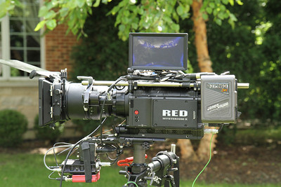 Commercial Shoot with Red MX, Steadicam