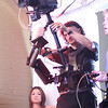 "Short Film: first shoot with Red Cam : April 19, 2009.  A short film shoot at a ""Gentleman's Club"" in Chicago. Director: Chuck Baker. Cinematography: Max Heiligman. Steadicam Operation: Carl Wiedemann.  Photos shot by various crew personnel, including my assistant Ryan Miller."