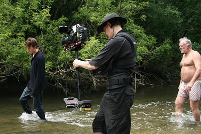 Sony EX1 on Steadicam Flyer LE for short film