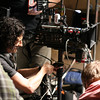 Short Film - Day 1, Red Cam on Steadicam : October 24, 2009. A short film shoot in the Blackstone Hotel in Chicago with the Red Cam.  Director: Dan Kuhlman.  Cinematography: Tom Wood.  Steadicam Operation: Carl Wiedemann.  Also pictured: John Waterman pulling focus.  Photos shot by my assistant Nick Norton.
