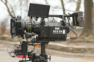 Music Video: Evanston, IL - Red Cam, Steadicam