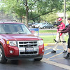Commercial shoot with Steadicam Pilot : August 4, 2011. Webmercial shoot in Wheeling, IL.  Earle Greenberg directed for Chicago Video Works. Steadicam Pilot Operation and Videography with Panasonic HMC150: Carl Wiedemann.