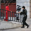 Univision Promo shoot in Chicago : November 3, 2009.  Video shoot for a Univision promo' along Lake Michigan and the Chicago river.  Talent: Ligia Granados. Director: Carlos Barrera. Steadicam Operation and Videography: Carl Wiedemann. Photos shot by my assistant:: Nick Norton.