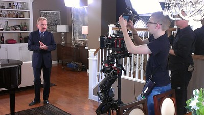 January 22, 2015. Red Epic on my Steadicam EFP in Chicago for a Dream House Raffle commercial.