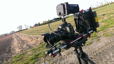 May 5, 2013. Canon 7D on Steadicam Flyer LE for a dance film shoot in Marengo, IL.
