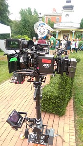 August 23, 2016. Arri Alexa Mini on Steadicam EFP for a commercial shoot in St. Louis, MO.