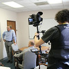 Corporate Video shoot with Steadicam Pilot : September 17, 2009.   Video shoot in the south suburbs for a company that manufactures high capacity circuit breakers.  Earle Greenberg directed for Chicago Video Works. Steadicam Pilot Operation and Videography with Panasonic HMC150: Carl Wiedemann.