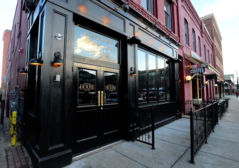 Steakhouse No. 316