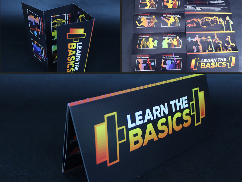 First Place: Learn the Basics