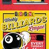 First Place: TerpZone Billiards League