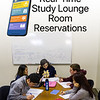 Honorable Mention: Real-Time Study Lounge Room Reservations
