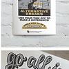 Third Place: VRC Alternative Breaks Poster