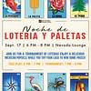 First Place: Noche de Loteria y Paletas