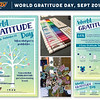 Honorable Mention: World Gratitude Day
