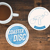 Honorable Mention: Disc Golf Coaster