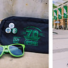 Second Place: UNT Union 70th Anniversary Swag