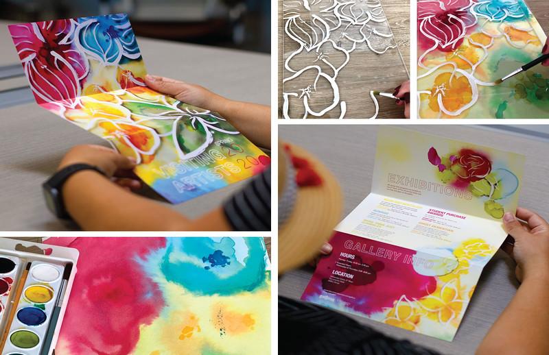 First: Spring 2020 Visiting Artist Brochure; California State University–Sacramento