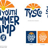 First: Titan Youth Sports Camp Identity; California State University–Fullerton