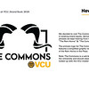 First: The Commons; Virginia Commonwealth University
