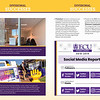 Honorable Mention (tie): Student Affairs Annual Report; East Carolina University